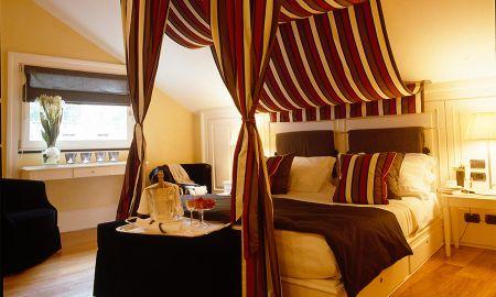 Suite Junior - Eight Hotel Portofino - Riviera Italiana