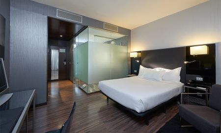 Double Room - Single Use - Eurostars Monte Real - Madrid