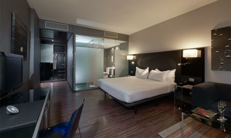 Superior Double Room - Eurostars Monte Real - Madrid