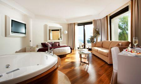 Junior Suite - Vista Piscina - Relais Paradiso - Amalfi Coast