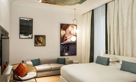 Camera Luxury Twin - Divano - Sofitel Roma Villa Borghese - Roma