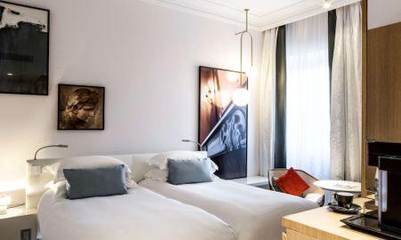 Camera Superior Twin Jean-Philippe Nuel - Sofitel Roma Villa Borghese - Roma