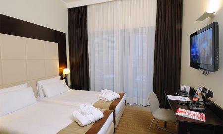 Quarto Standard Twin - IH Hotels Milano Watt 13 - Milão