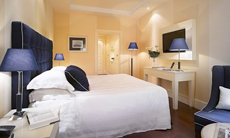 Camera Classica - Grand Hotel Palazzo Livorno-MGallery By Sofitel - Tuscany