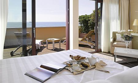 Junior Suite - Sea View - Grand Hotel Palazzo Livorno-MGallery By Sofitel - Tuscany