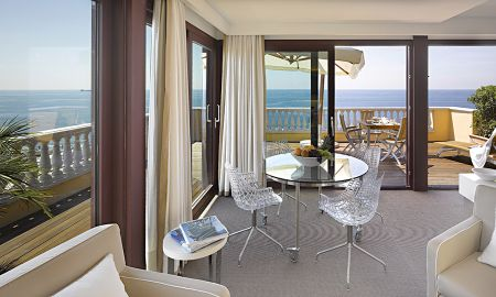 Deluxe Suite - Grand Hotel Palazzo Livorno-MGallery By Sofitel - Tuscany
