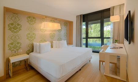 Superior Room with View - Hotel NH Collection Roma Vittorio Veneto - Rome