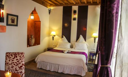 Chambre 8 - Riad Clementine - Marrakech