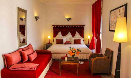 Chambre 4 - Riad Clementine - Marrakech