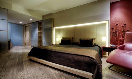 Luxury King Room - Hotel Pullman Barcelona Skipper - Barcelona