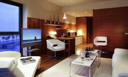 Superior Junior Suite With Terrace - Hotel Pullman Barcelona Skipper - Barcelona