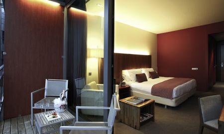 Superior Room With Terrasse - Hotel Pullman Barcelona Skipper - Barcelona