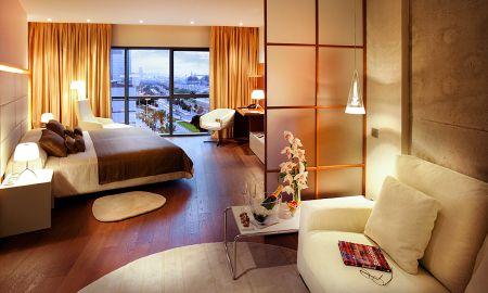 Luxury Room - Hotel Pullman Barcelona Skipper - Barcelona