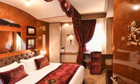 Chambre Deluxe Triple - Hotel Papadopoli Venezia - MGallery - Venise