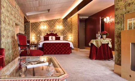 Suite Exécutive avec Terrasse Privée - Hotel Papadopoli Venezia - MGallery - Venise