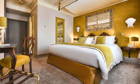 Chambre Deluxe Double - Hotel Papadopoli Venezia - MGallery - Venise