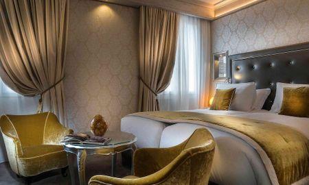 Chambre Supérieure Double - Hotel Papadopoli Venezia - MGallery - Venise