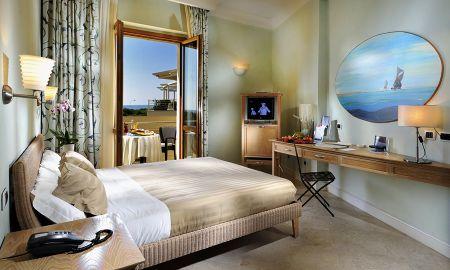 Quarto Clássico Parque - Hotel Tombolo Talasso Resort - Toscana