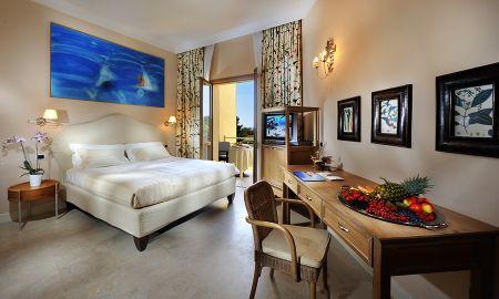 Camera Superior Parco - Hotel Tombolo Talasso Resort - Tuscany