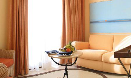 Junior Suite Parque - Hotel Tombolo Talasso Resort - Toscana