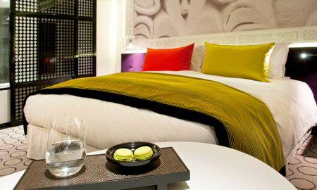 Quarto Premium Luxury - Hotel Sofitel Rabat Jardin Des Roses - Rabat