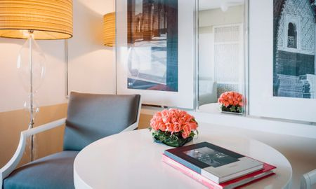 Quarto Superior Twin - Hotel Sofitel Rabat Jardin Des Roses - Rabat