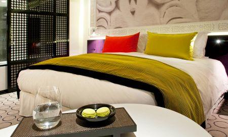 Luxury Room - Hotel Sofitel Rabat Jardin Des Roses - Rabat