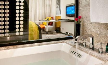 Superior Twin Room - Hotel Sofitel Rabat Jardin Des Roses - Rabat