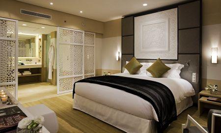 Quarto Deluxe Especial - Hotel Sofitel Rabat Jardin Des Roses - Rabat
