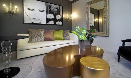 Suite Collezione - Hotel Sofitel Paris Le Faubourg - Parigi