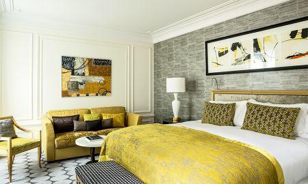 Suite Junior Vista Giardino - Hotel Sofitel Paris Le Faubourg - Parigi