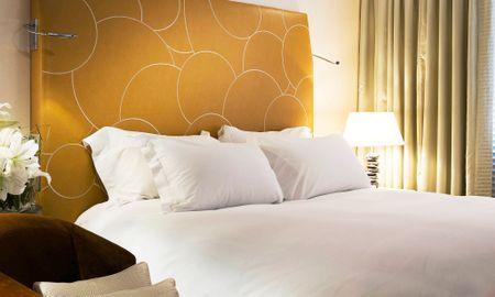 Quarto Superior Duplo - Hotel Sofitel Marseille Vieux Port - Marselha