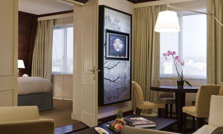 Opera Suite - Piso Superior & Vista Porto Antigo - Hotel Sofitel Marseille Vieux Port - Marselha