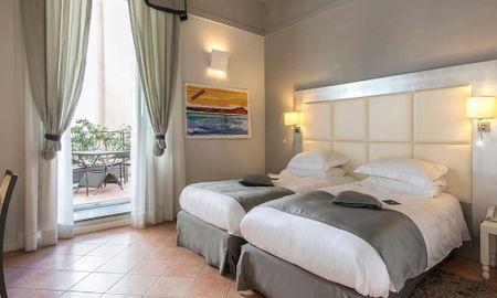 Quarto Superior Twin - Palazzo Caracciolo Napoli - MGallery By Sofitel - Nápoles