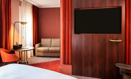 Suite Junior Large Double - Divano Letto Singolo - Hotel Sofitel Paris La Defense - Parigi