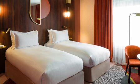 Camera Deluxe Twin - Hotel Sofitel Paris La Defense - Parigi