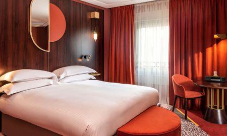 Camera Superior King - Hotel Sofitel Paris La Defense - Parigi