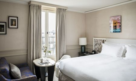 Superior Queen Room - Courtyard View - Sofitel Le Scribe Paris Opéra - Paris