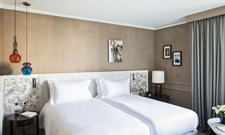 Luxury Twin Room - Courtyard & Rue Scribe View - Sofitel Le Scribe Paris Opéra - Paris