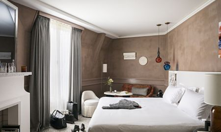 Premium King Junior Suite - Courtyard & Rue Scribe View - Sofitel Le Scribe Paris Opéra - Paris