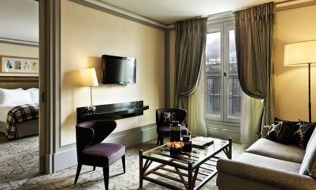 Suite Junior Premium - Accès au Spa Gratuit - Hotel Scribe Paris Opera By Sofitel - Paris