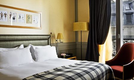 Luxury Room - King Bed - Sofitel Le Scribe Paris Opéra - Paris