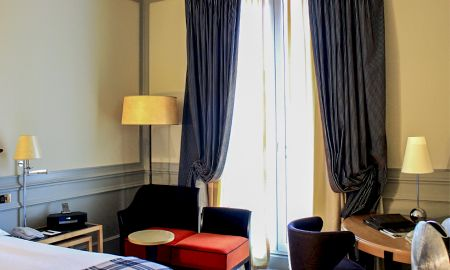 Suite Junior - Accès Gratuit Spa - Hotel Scribe Paris Opera By Sofitel - Paris