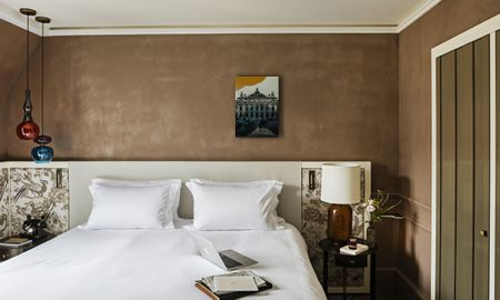 Luxury Room New Design – King Bed - Sofitel Le Scribe Paris Opéra - Paris