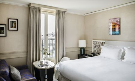 Superior Room New Design – Queen Bed - Sofitel Le Scribe Paris Opéra - Paris