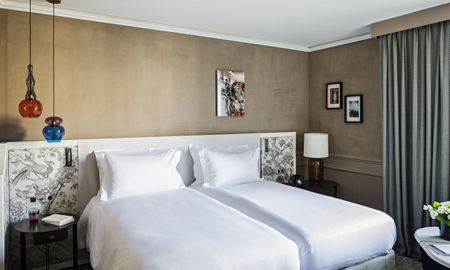 Luxury Room - Twin Beds - Sofitel Le Scribe Paris Opéra - Paris
