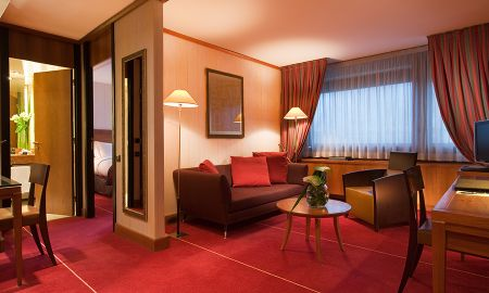 Junior Suite - Hotel Sofitel Lyon Bellecour - Lyon