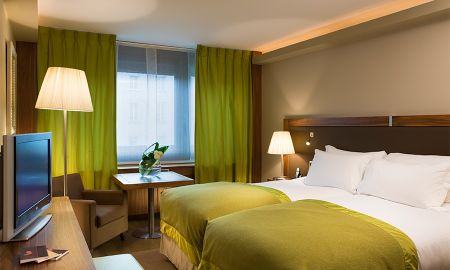 Quarto Twin Superior - Hotel Sofitel Lyon Bellecour - Lyon