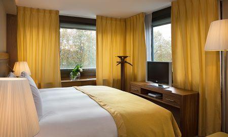 Chambre Classique - Hotel Sofitel Lyon Bellecour - Lyon