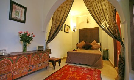 Double Room - Riad Laora - Marrakech